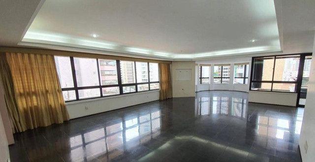 Ed. Alto da Volta, Excelente Apartamento, 270m2, 3 Suítes Amplas, Área de lazer - Foto 7