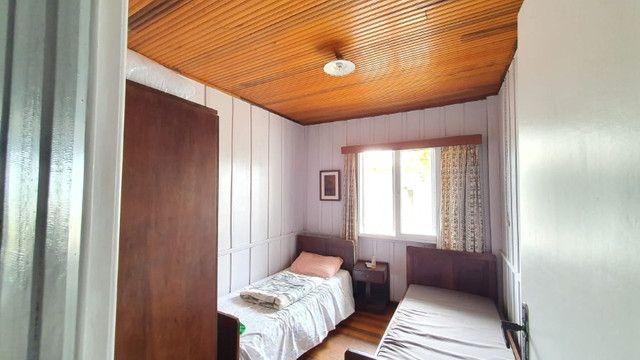 Casa pé na areia  locação de temporada com 4 dormitórios no Perequê - Cód. 73AT - Foto 12