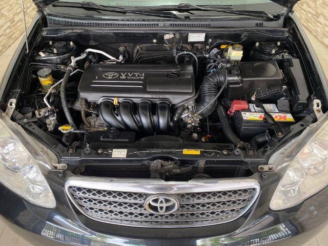 Toyota Corolla XEI Automatico + Couro 2005 - Foto 12