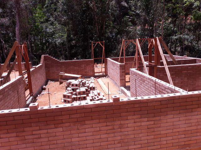 Casa de tijolinho ecologico de 350 a 450m3 - Foto 7