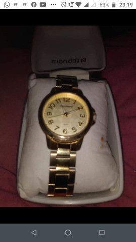 Vendo relógio Mondaine a prova de água 170 - Foto 5