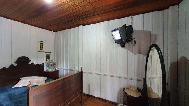 Casa pé na areia  locação de temporada com 4 dormitórios no Perequê - Cód. 73AT - Foto 9