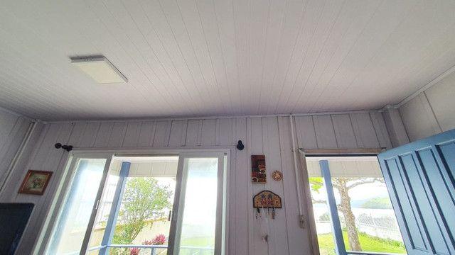 Casa pé na areia  locação de temporada com 4 dormitórios no Perequê - Cód. 73AT - Foto 16