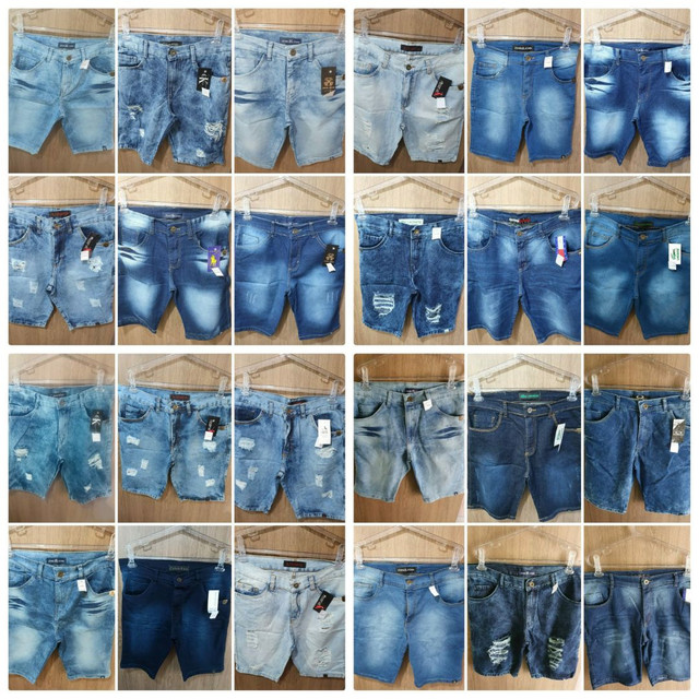 Kit 10 B. Jeans