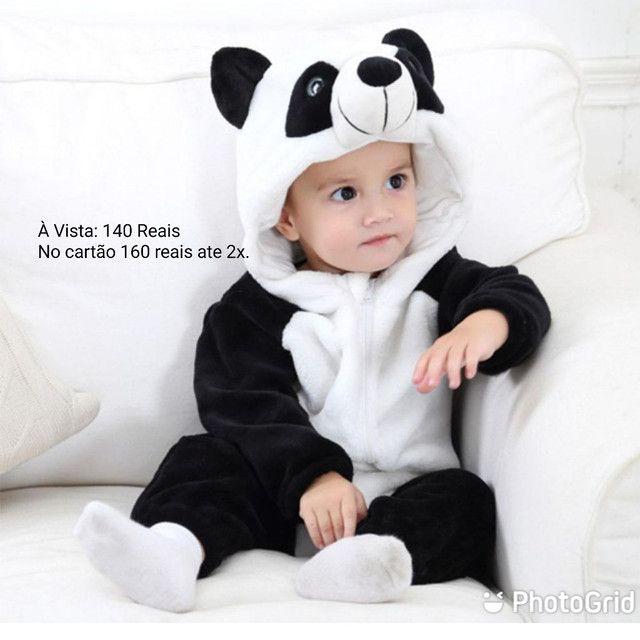 Fantasia Do Urso Panda Artigos Infantis Jardim Equatorial Macapa 782107477 Olx