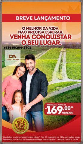 Loteamento Solaris em Itaitinga $%¨& - Foto 4