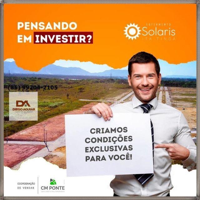 Loteamento Solaris em Itaitinga $%¨& - Foto 10