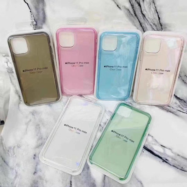 Capa Clear Case iPhone 11 Pro / 11 Pro Max