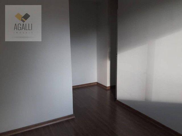 Apartamento com 2 dormitórios para alugar por R$ 1.300,00/mês - Hauer - Curitiba/PR - Foto 9