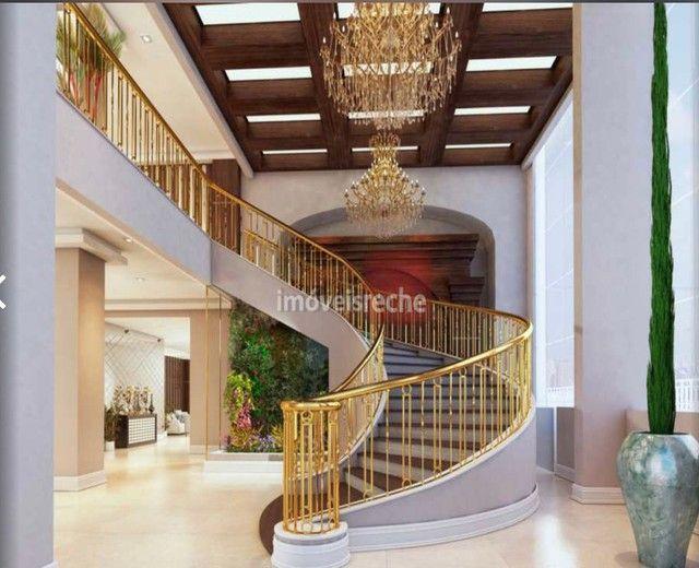 Apartamento luxo forte