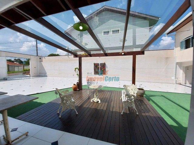 Casa com 5 dormitórios sendo 2 suíte à venda, 500 m² por R$ 1.485.000 - Campo Comprido - C - Foto 10