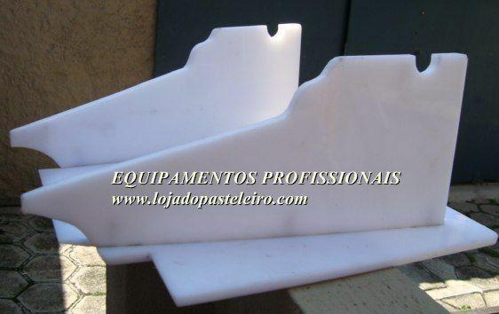 .Tabuleiro Suporte Plástico Polietileno para Cilindro Leão * Peça Única   - Foto 3