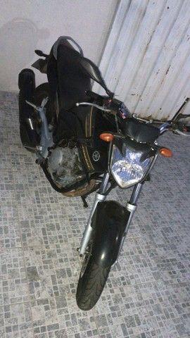 VENDE-SE MOTO YS 250 FAZER / FAZER L.EDITION/GASOLINA 2011 - Foto 12