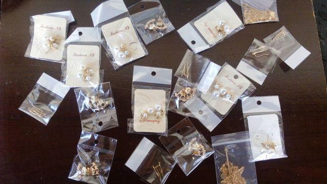 Super Kit de bijuterias com 87 peças!! - Foto 5