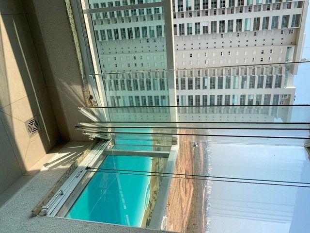 Apartamento no Brasil BEACH de 138 M2 3 suítes c/ Planejados, andar alto sol da manhã. - Foto 17