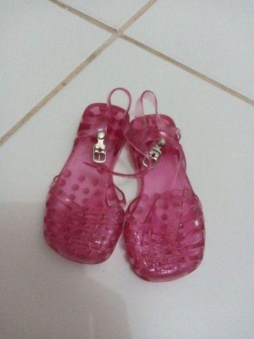 lotinho sandálias De menina  - Foto 2