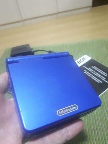 Game Boy Advance SP Nintendo Original