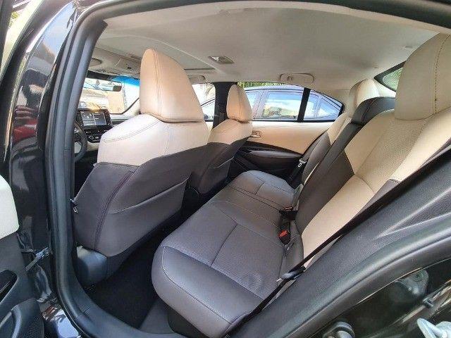 Toyota Corolla Altis Premium Hybrid, Blindado 3A, Apenas 11 mil km, Impecavel - Foto 12