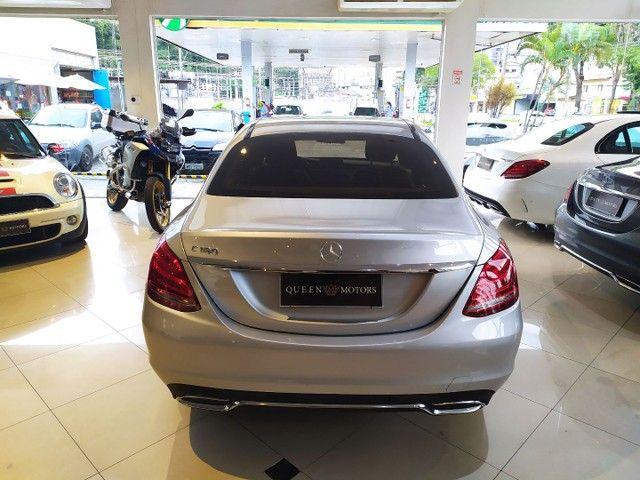 Mercedes-Benz C180 Avantgarde 15/16 1.6 turbo 156cv Aut.<br>43.480km - Foto 6