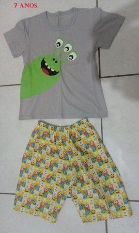 vendo roupas menino - Foto 4