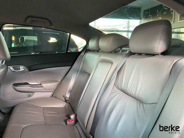 Honda Civic Sedan LXR 2.0 Flexone 16V Aut. 4p - Foto 16