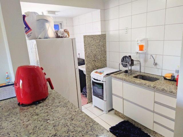 Apartamento de 2 quartos 1 suite Mobiliado  Negrão de lima  - Foto 3