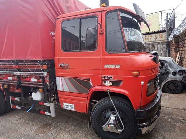 Caminhão Mercedes 608 - Foto 17