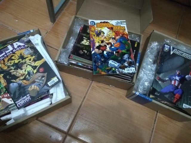 Promoção! - Vendo Coletânea de histórias em quadrinhos da Marvel e DC, edições raras - Foto 6