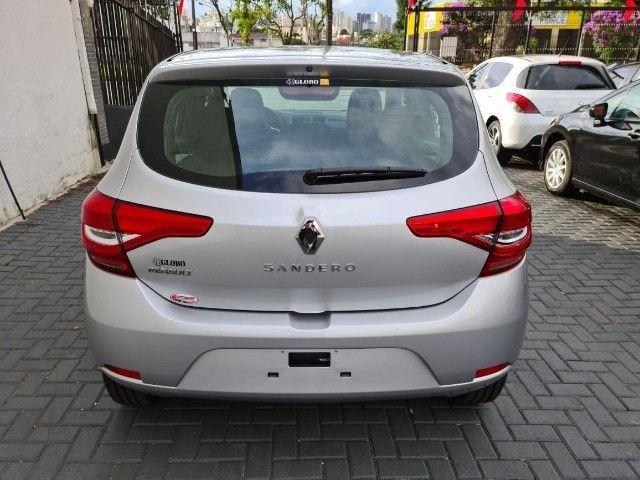 Renault Sandero  Life 1.0 0 Km emplacado . - Foto 3