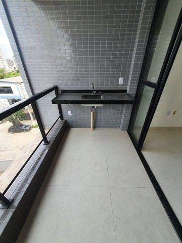Apartamento novo para venda com 74m² com 3 quartos em Aeroclube - João Pessoa - Paraíba - Foto 9