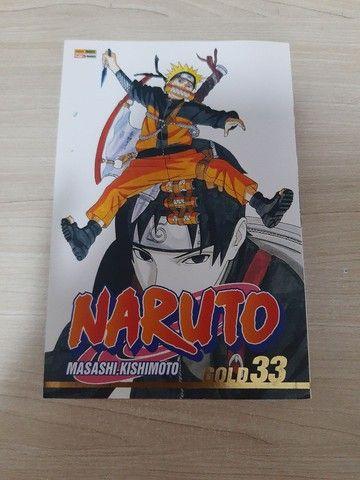 Mangás Naruto - Foto 5