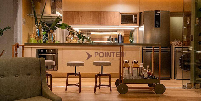 Apartamento com 3 dormitórios à venda, 83 m² por R$ 560.000,00 - Setor Oeste - Goiânia/GO - Foto 6