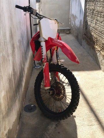 CRF 450 IMPORTADA  COM MOTOR NACIONAL DE XRE 300