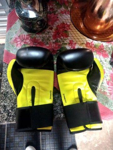 Luva de treino boxe  - Foto 2