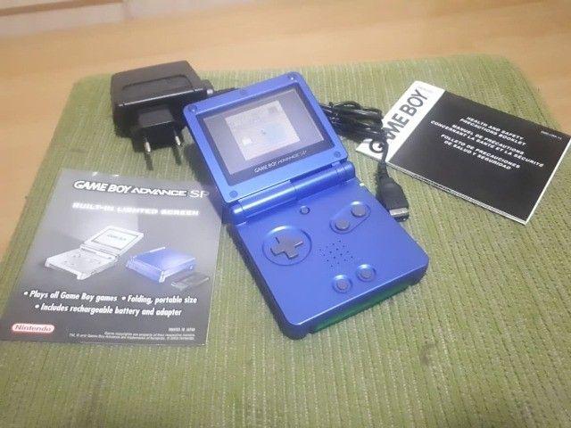 Game Boy Advance SP Nintendo Original - Foto 2