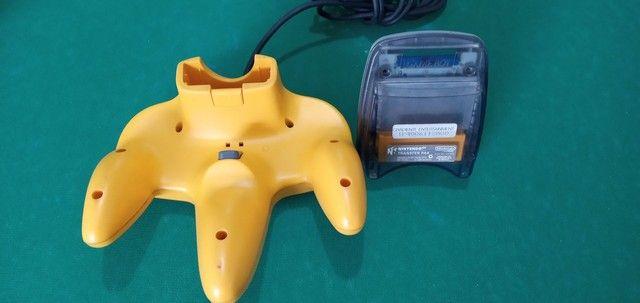 Controle Nintendo 64 - Foto 3