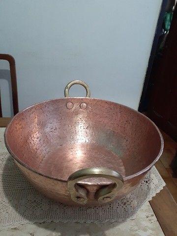 Vendo Tacho de cobre  - Foto 3