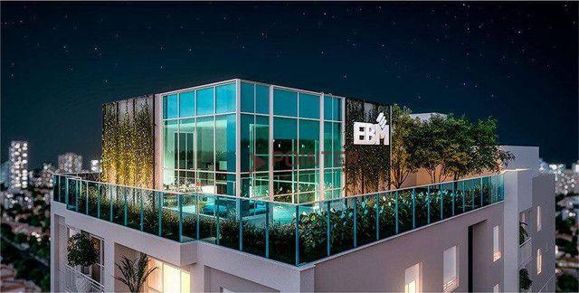 Apartamento com 3 dormitórios à venda, 83 m² por R$ 560.000,00 - Setor Oeste - Goiânia/GO - Foto 16