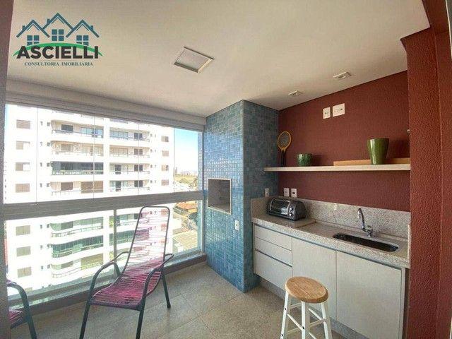 Apartamento com 3 dormitórios à venda, 112 m² por R$ 780.000,00 - Jardim Infante Dom Henri - Foto 19