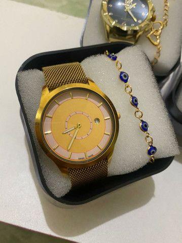 Relógio+Pulseira