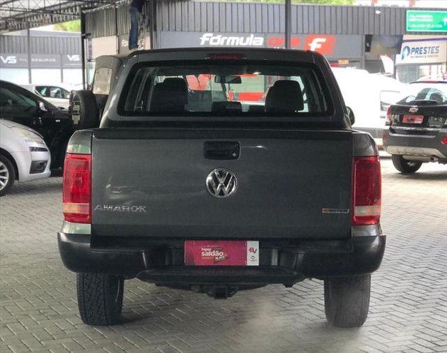 Volkswagen Amarok 2.0 se 4x4 cd 16v Turbo Intercoo - Foto 4