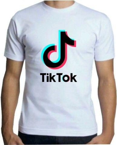 Vendo Camisas do TikTok e Kwai. - Foto 2