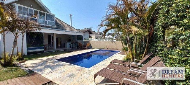 Casa com 4 dormitórios à venda, 337 m² por R$ 2.169.000,00 - Campo Comprido - Curitiba/PR - Foto 3