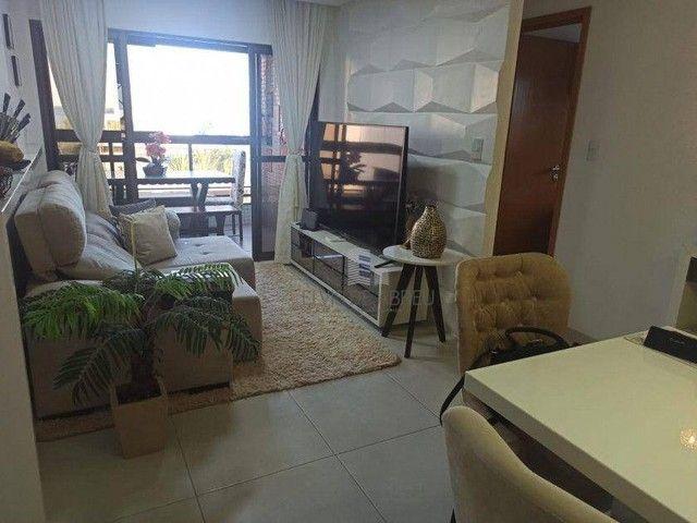 Apartamento 3 Minutos do Caribessa Em João Pessoa - Foto 10