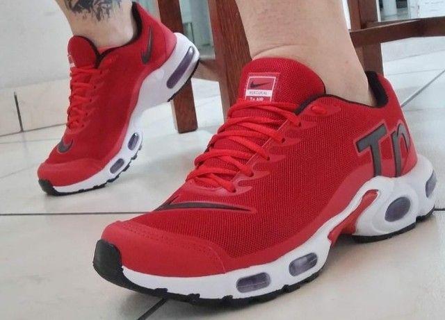 Tenis (Leia a Descrição) Nike tn Novo - Foto 2