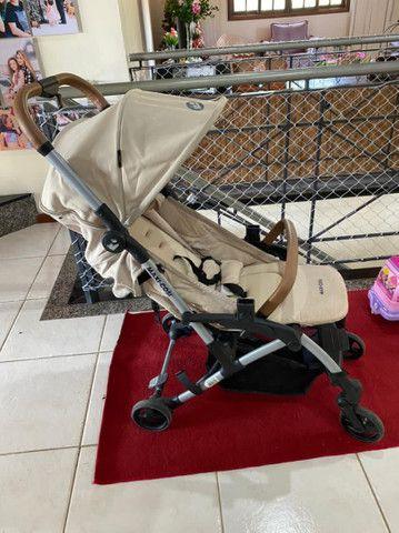 Carrinho para Bebê Máxi-Cosi 3 em 1  - Foto 2