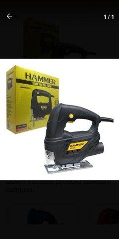 Serra Tico Tico 400W ST-400 Hammer