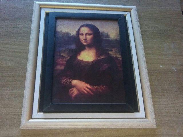 Quadro Mona Lisa  - Foto 5