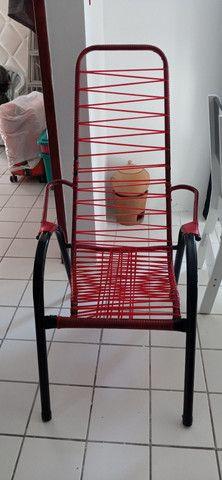Cadeira fixa  - Foto 2
