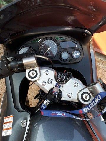 Moto suzuki GSXF 750 - Foto 5